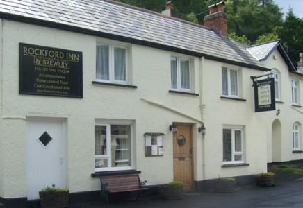 Image for The Rockford Inn - Brendon